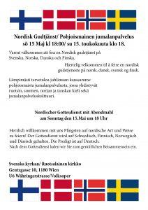 Nordisk gudstjänst